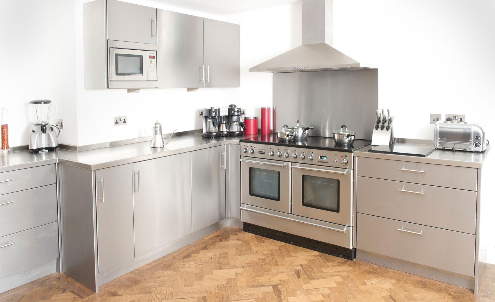 Stainless Steel Kitchen Cabinet, Worktops U0026 Splash Backs UK | Cavendish  Equipment