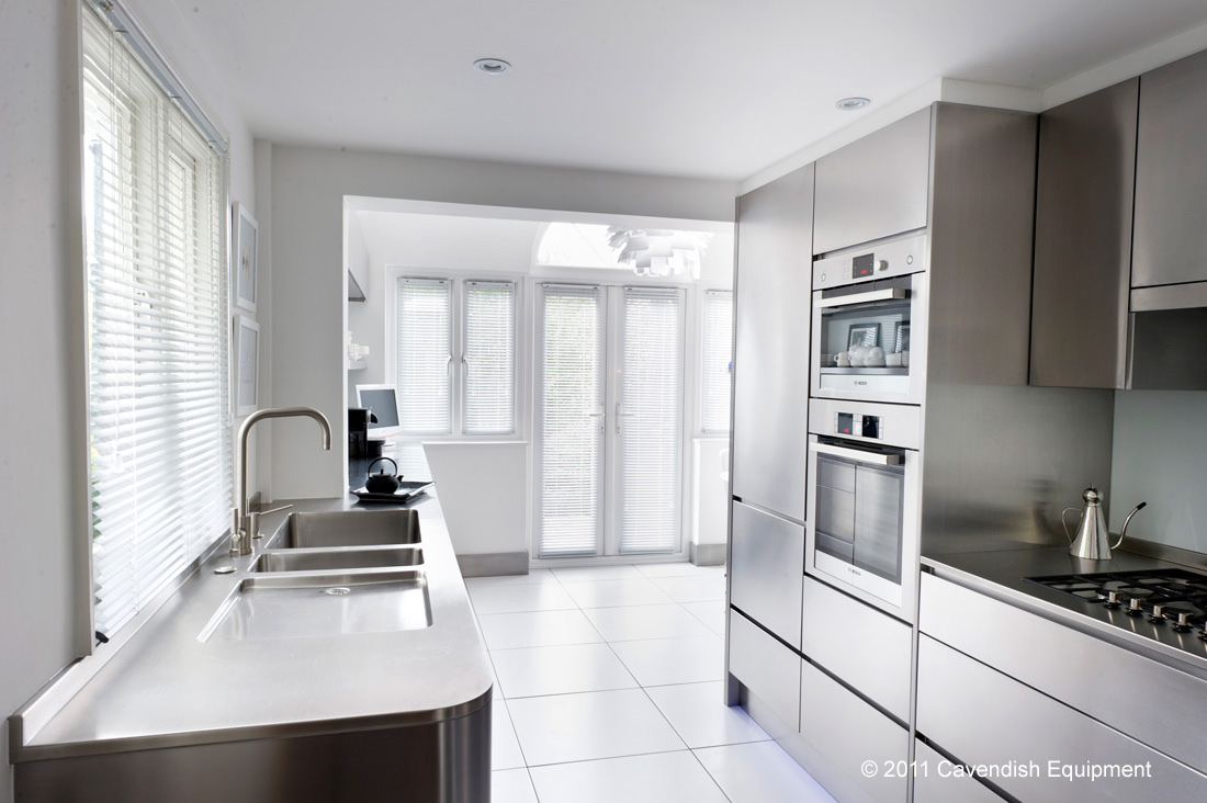 Gallery for Aluminium kitchen cabinets bangalore